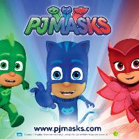 PJ Masks visit Castle Quay Shopping Centre