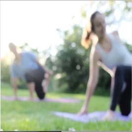 Summertime Yoga Flow