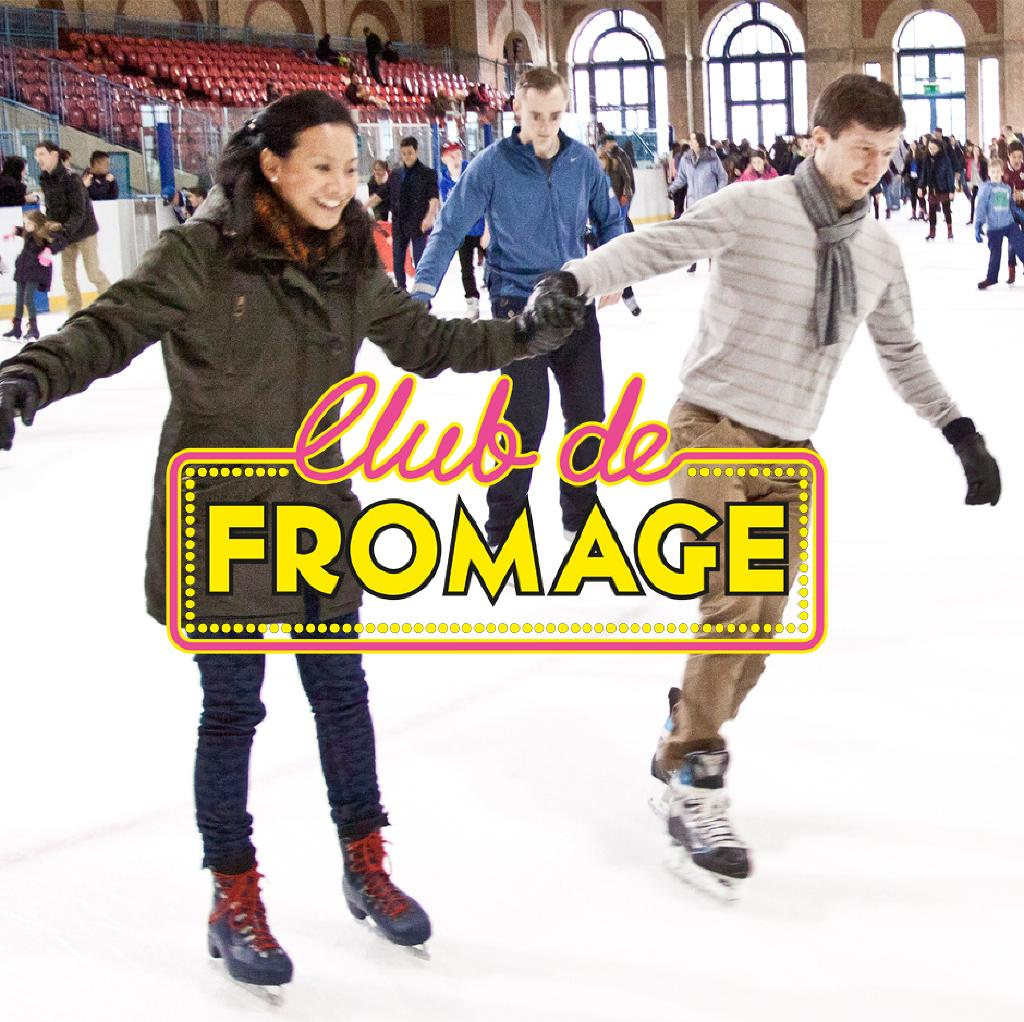 Fromage on Ice - 90s v 00s Special