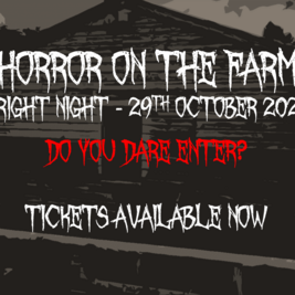 Horror on the Farm - Halloween Fright Night