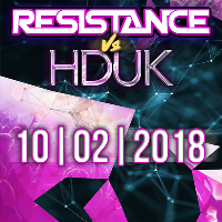 Resistance vs HDUK