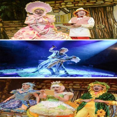 The Everyman Rock 'n' Roll panto Sleeping Beauty