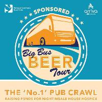 Big Bus Beer Tour 2018