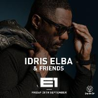 Idris Elba & Friends