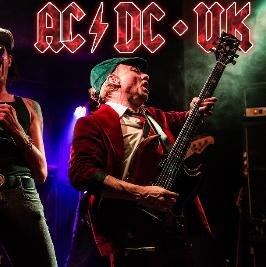 Reviews: ac/dc uk | The Mill Digbeth Birmingham  | Fri 31st January 2020