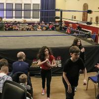 Live Wrestling in Loughton!