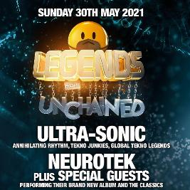LEGENDS Present Unchained 2021