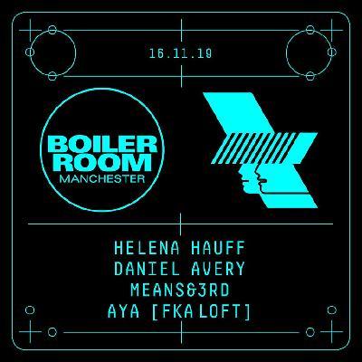 Boiler Room x WHP