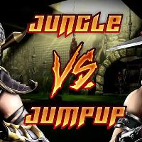 Jungle Vs Jump Up - Round 2