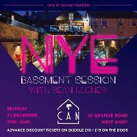 NYE Bassment session