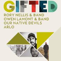Gifted Live featuring Owen Lamont debut single launch