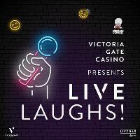 Live Laughs