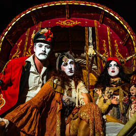 Halloween: The Sneaky Sisters Sideshow Spectacular