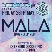 Leftfoot & Listening Sessions Present Mala