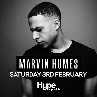 Marvin Humes At Hype Superclub