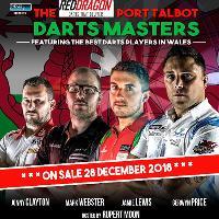 Red Dragon Port Talbot Darts Masters