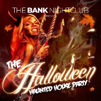 The Halloween Haunted House Party @ The Bank Nightclub - Perth