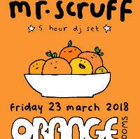 Mr Scruff - Orange Rooms - Southampton