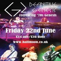 G2: Definitive Genesis Tribute Live