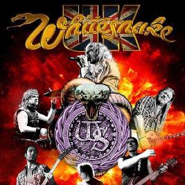 Whitesnake UK + Total Thunder
