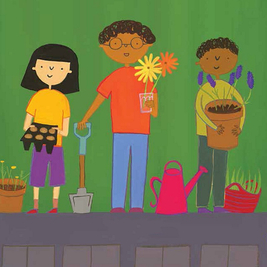 Decorate Your Own Plant Pot With Errol