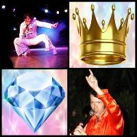 elvis and neil diamond tribute