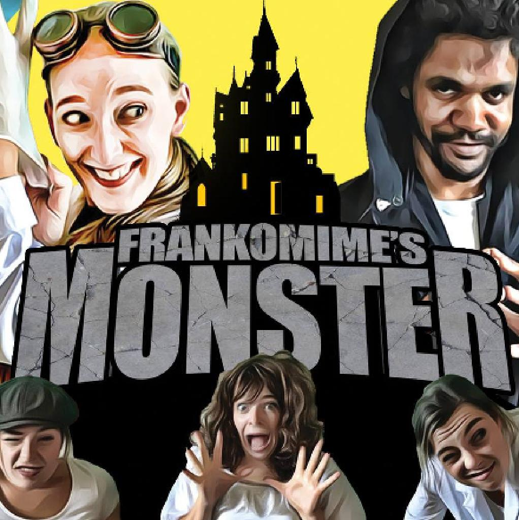 Frankomime's Monster: An 18+ Halloween Panto