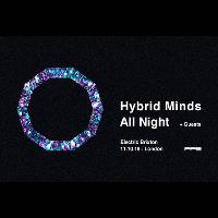 Hybrid Minds All Night: London
