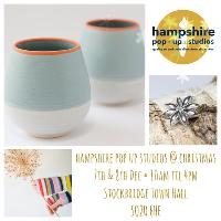 Hampshire Pop Up Studios Christmas Craft Fair