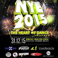 Bowlers NYE - The Heart Of Dance / Maximes / Monroes +++