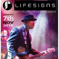 Lifesigns Live in Hull plus support The Blackheart Orchestra