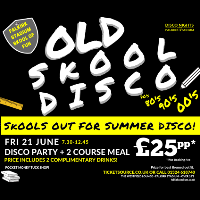 Old Skool Disco Party