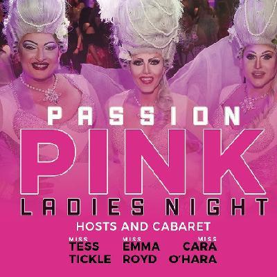 Ladies Night - Passion Pink