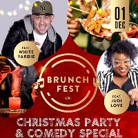 Brunchfest UK (Christmas Comedy Party)