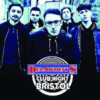 Dept S Club Night ✰ The Novatones ✰