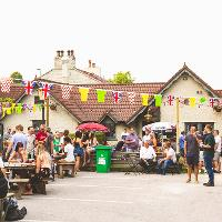 British Oak Spring Fete