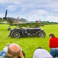 Battle of Britain Hawker Hurricane Photography Day