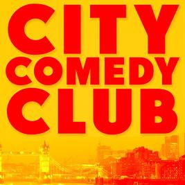 City Comedy Club: 18 SEPTEMBER