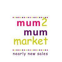 Mum2mum Market Nearly New Baby & Kids Sales EXETER
