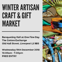 Liverpool Winter Artisan Craft & Gift Market