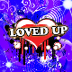 LOVED UP - Valentines Special Event Title Pic