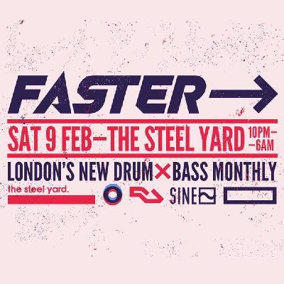 Faster - Dbridge, Special Guest, Nu:Tone, Grafix & More