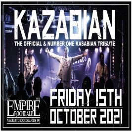 Kasabian - Official Tribute Kazabian