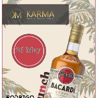 Bacardi Launch Party - £1.00 Tickets valid before 11 pm only