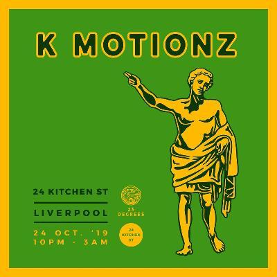 K Motionz - Liverpool
