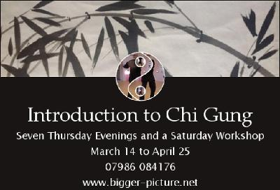An Introduction to Chi Gung