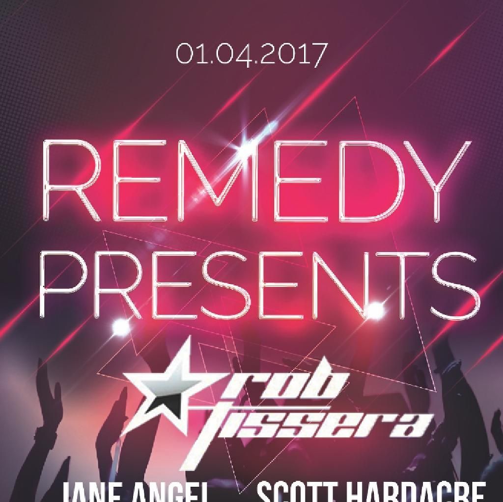 Venue remedy presents a night of house music remedy bar for Whats house music