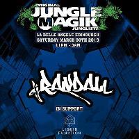 Jungle Magik - Randall