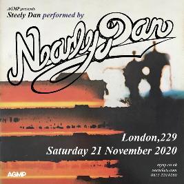 Nearly Dan Tickets   The Jazz Cafe London    Sun 31st January 2021 Lineup