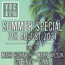 Vocal Summer Special